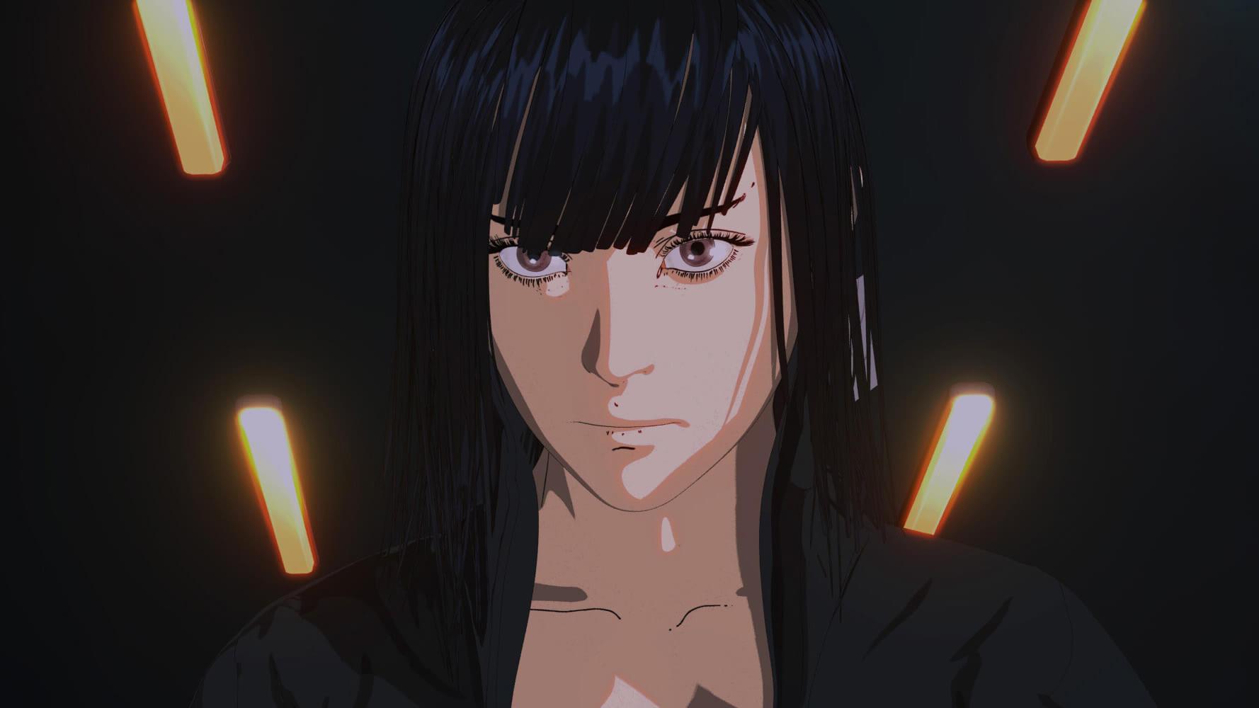 animeshader